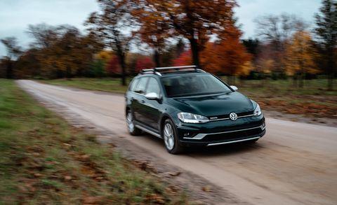 How Reliable Is the 2018 Volkswagen Golf Alltrack?