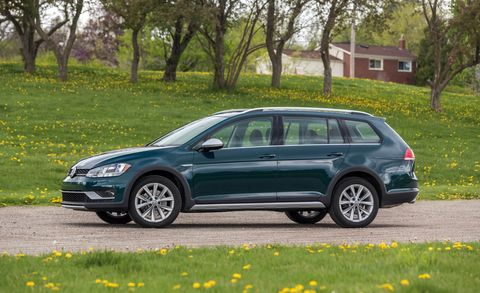 How Reliable Is the 2018 Volkswagen Golf Alltrack?