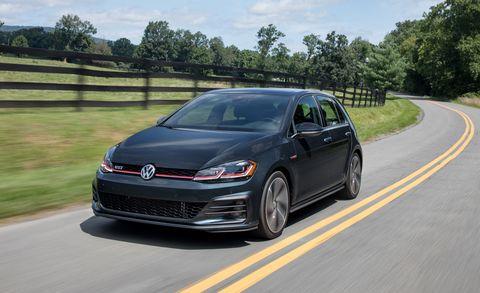 Land vehicle, Vehicle, Car, Volkswagen, Volkswagen gti, Hatchback, Volkswagen golf, Rim, Wheel, Hot hatch,
