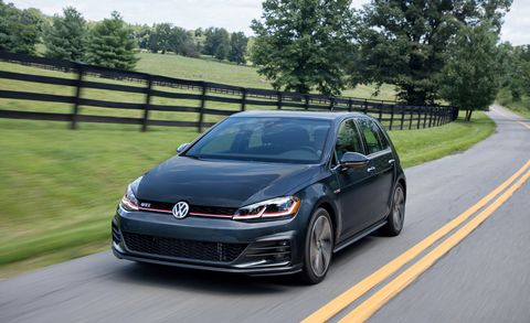 Land vehicle, Vehicle, Car, Volkswagen, Volkswagen gti, Hatchback, Volkswagen golf, Automotive design, Compact car, Hot hatch,
