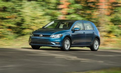 2018 Volkswagen Golf Test: Satisfying and Practical | Review