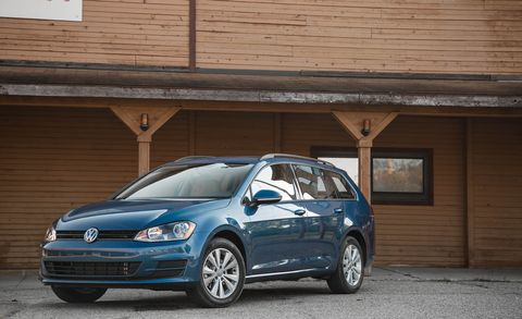 Volkswagen Is Ending Golf SportWagen and Alltrack Production