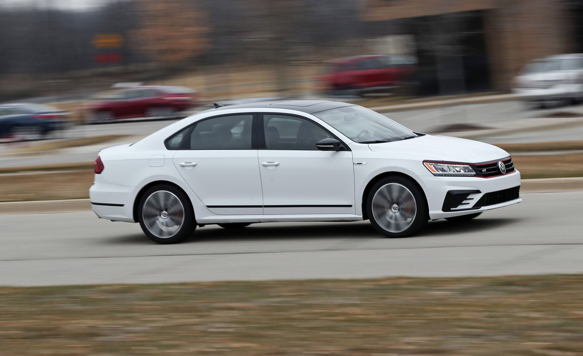 2018 Volkswagen Passat GT: A Cheaper Way to Get the V-6 | Review | Car and Driver