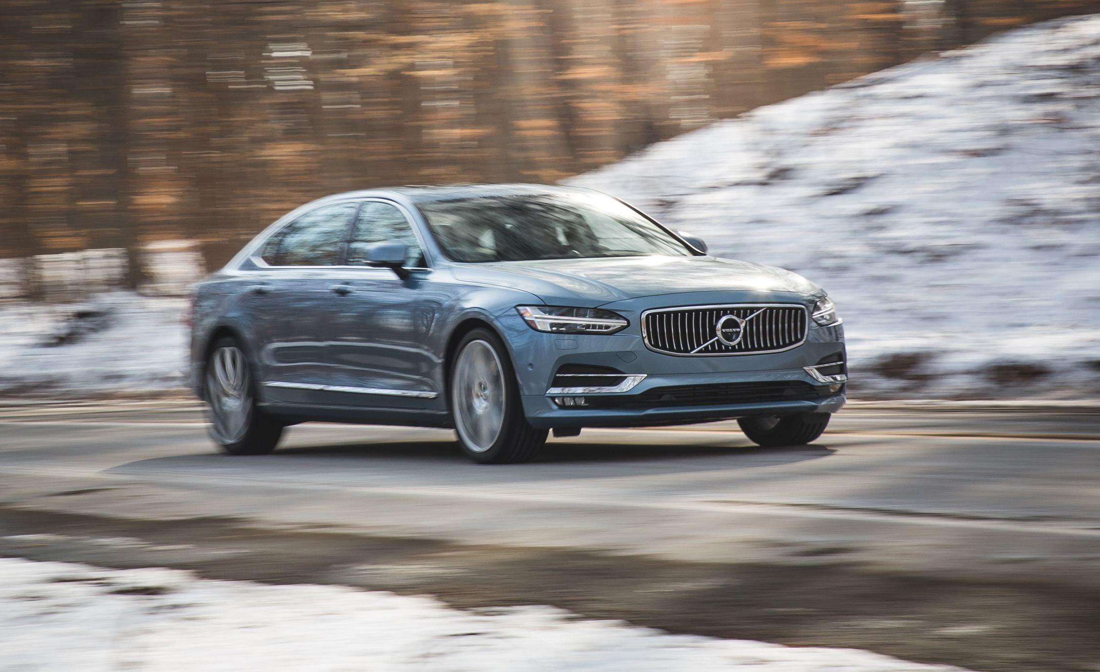 2018 Volvo S90 T6 Inscription Awd Mid Size Luxury Sedan