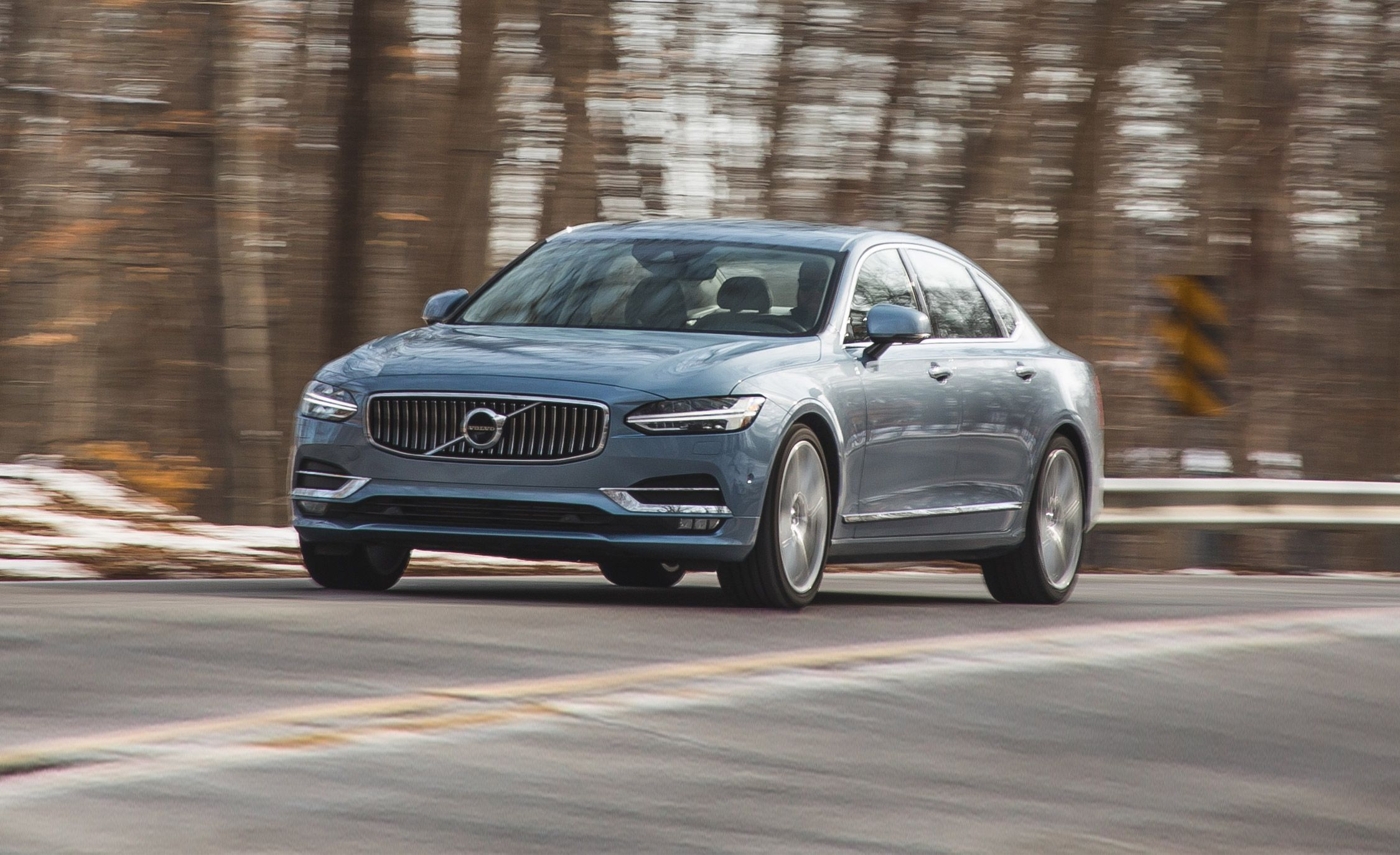 2019 Volvo S90 Review Pricing And Specs