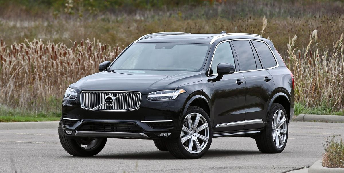 Next Volvo Xc90 Will Offer Level 4 Autonomy News Car And