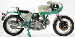 Italian Motorcycle Exhibit Opens at the Petersen