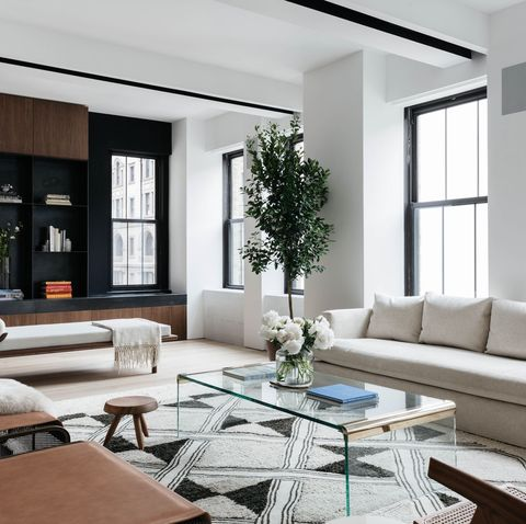 Living room, Room, Furniture, Interior design, Property, Coffee table, Couch, Building, Table, Home,