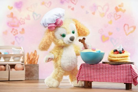 Stuffed toy, Teddy bear, Toy, Room, Plush, Party, Table,