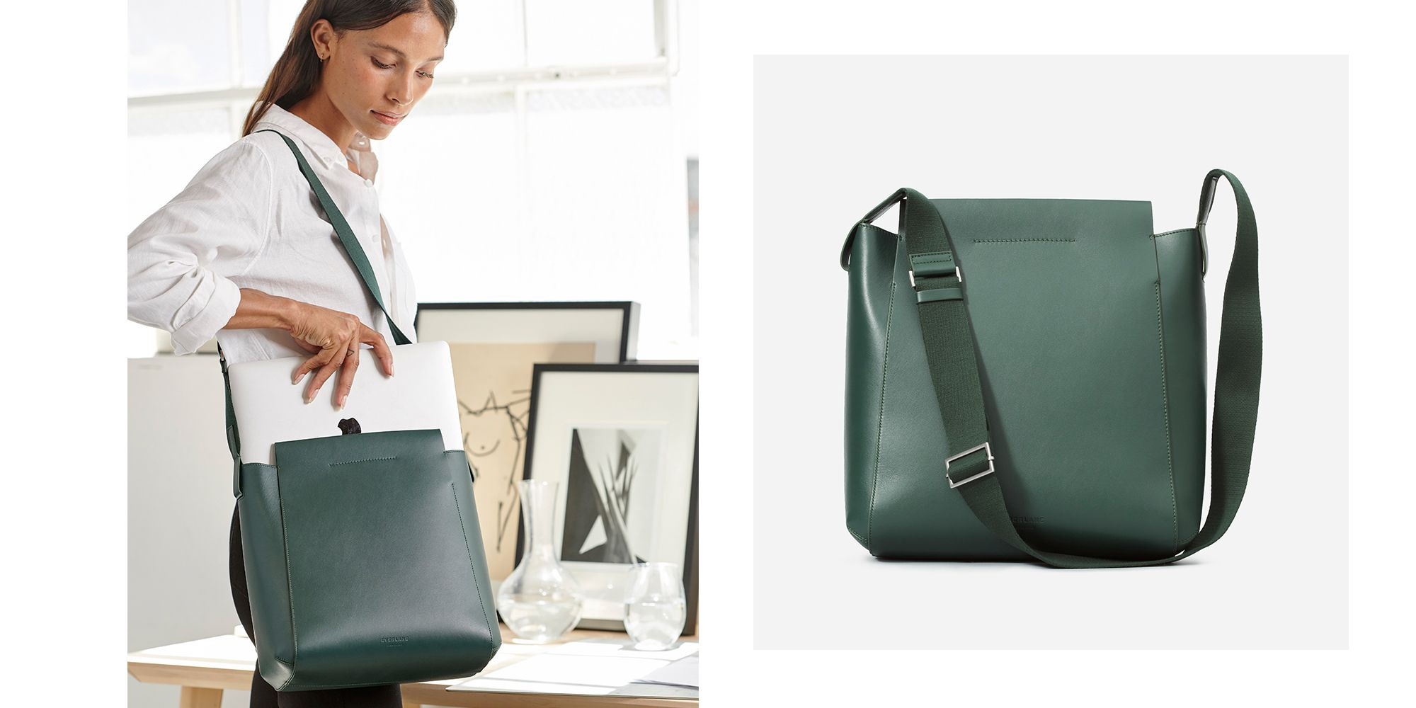 3cf5fc698 Everlane Now Making a Computer Bag That Doesn't Look Like One