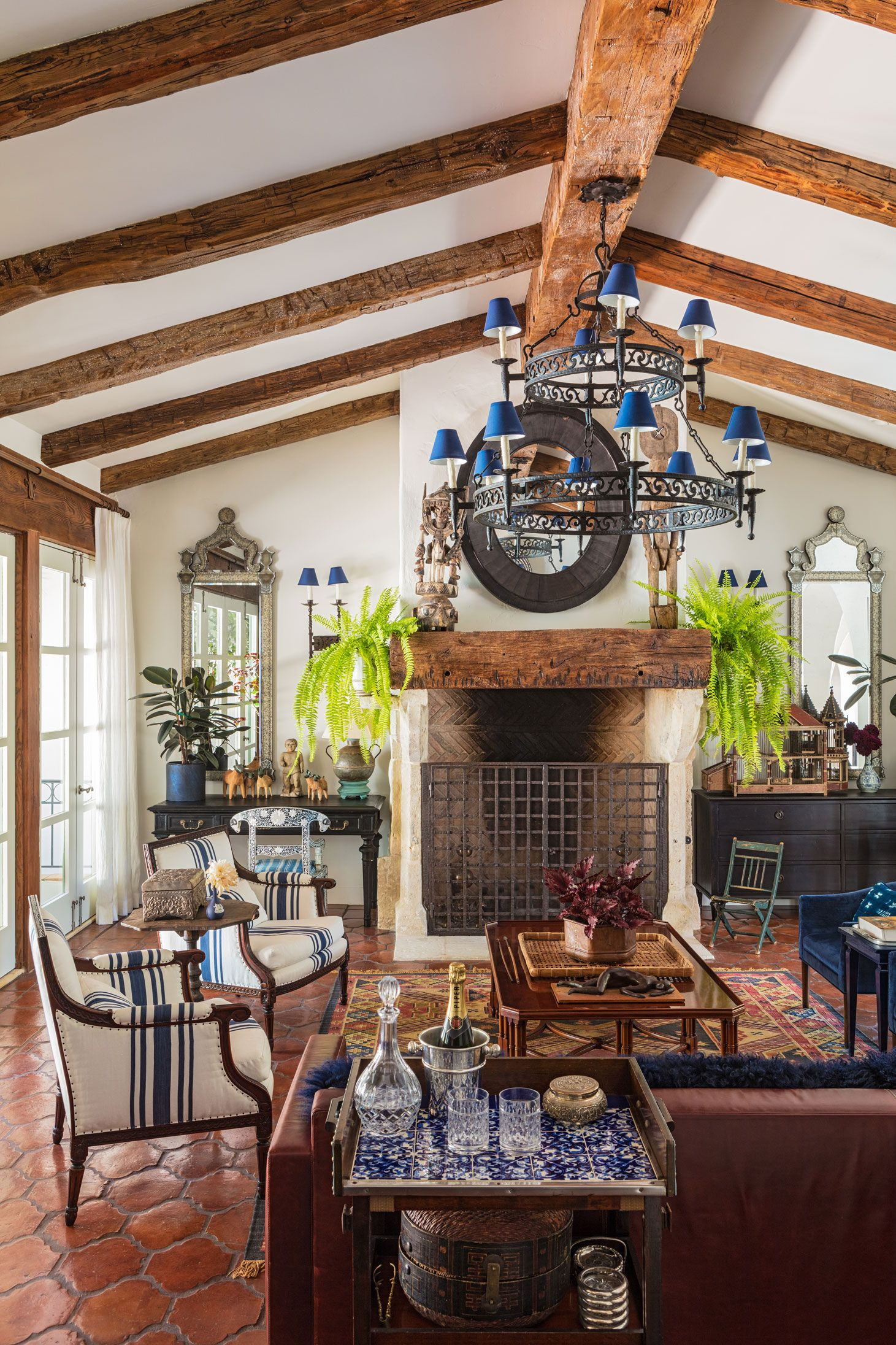 This California Home Is an Antique Lover's Dream