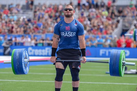 7 Athletes You Need to Be Following During the CrossFit Games 2019