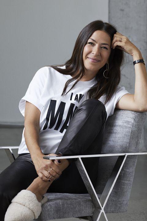 rebecca minkoff hasn t made a single dime off her feminist tees