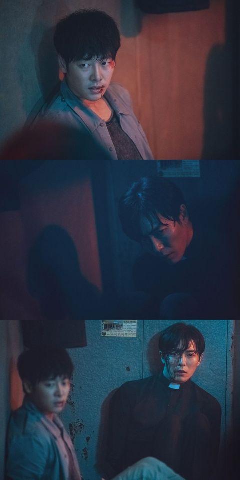 「驅魔」題材的韓劇你敢看嗎?《客:The Guest》令人恐懼卻欲罷不能的驚悚片!3位主角的「身世之謎」要自己解開!