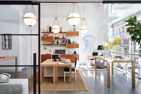 6a54d9a11f414 One Kings Lane Opens a Flagship Home Decor Store in Soho