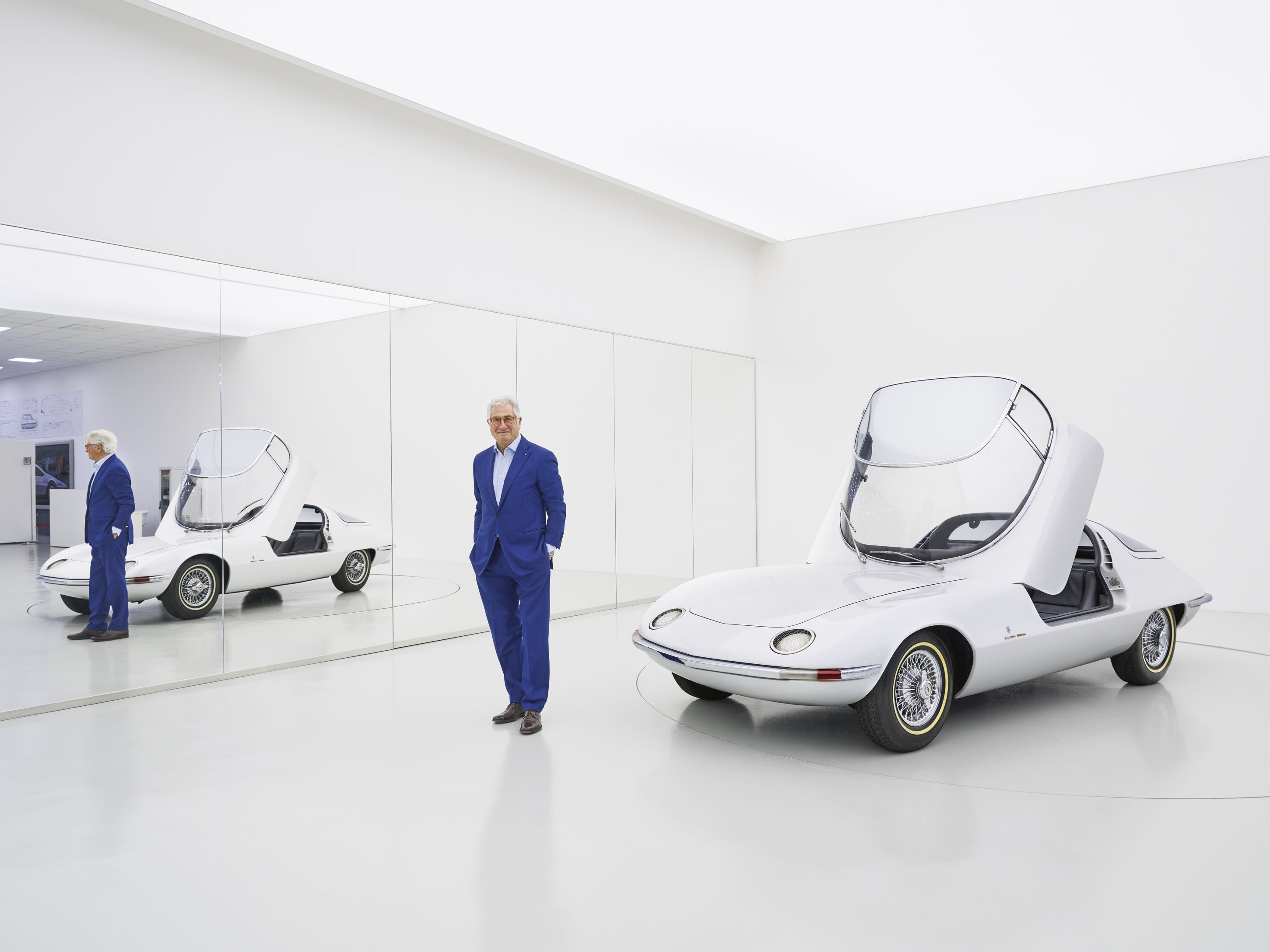 How Giorgetto Giugiaro Became The Greatest Car Designer Of All Time