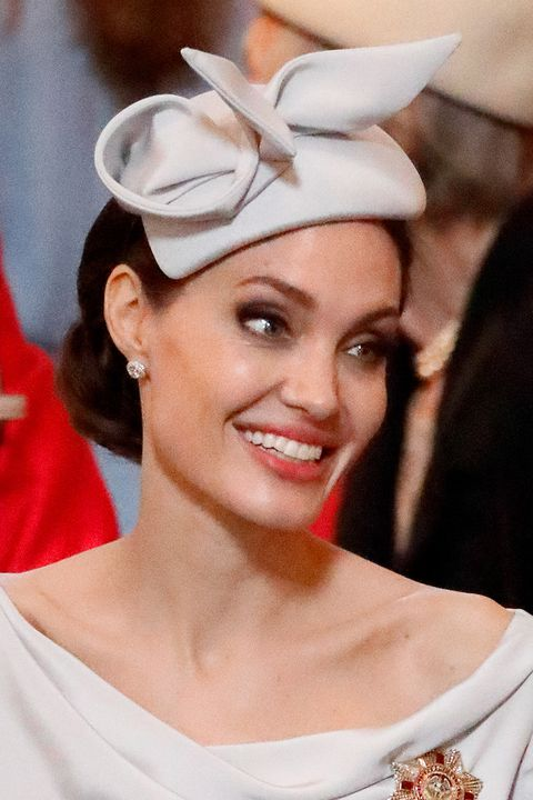 Angelina Jolie's Best Hair And Makeup Looks