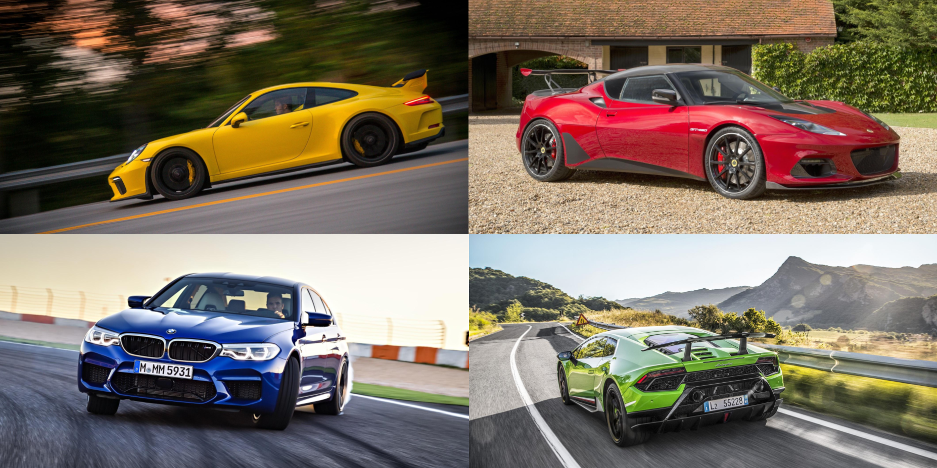 25 Best Cars of 2018 (So Far) - Best New Cars to Buy and Drive in 2018