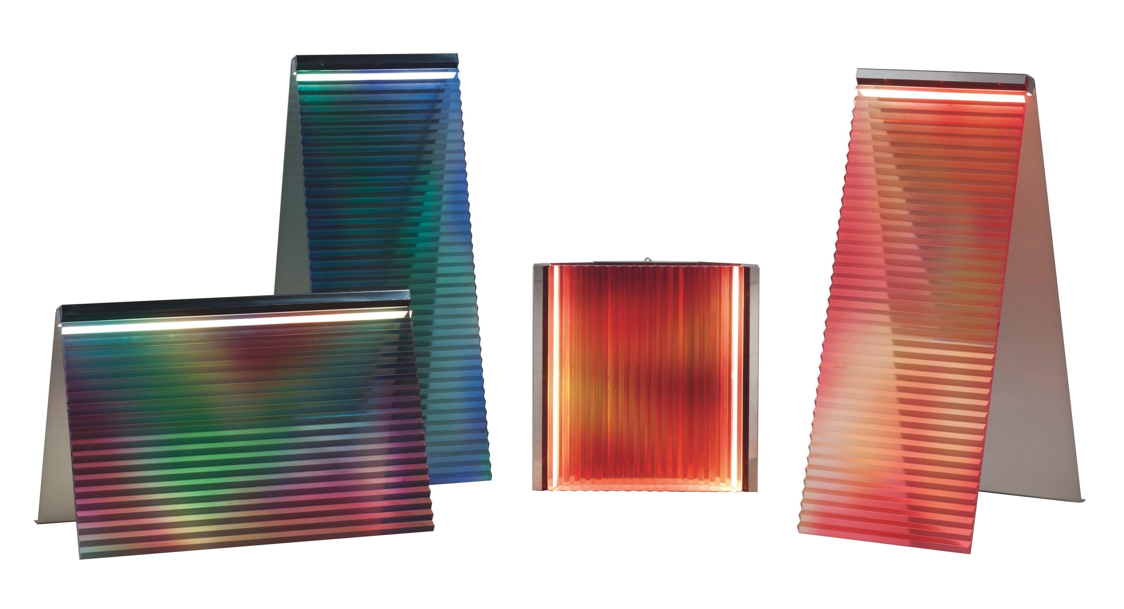 Lámparas de colorres de Roche Bobois
