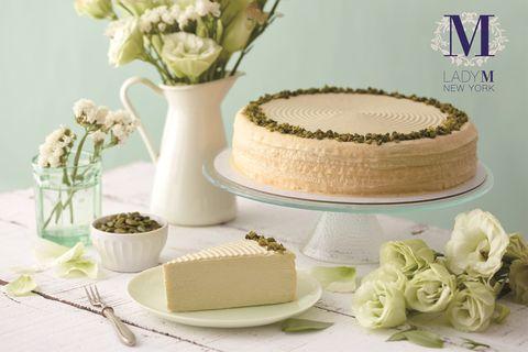 台北Lady M全球首推「開心果千層蛋糕」!同步推出初夏必吃酸甜檸檬千層、檸檬塔