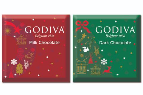 【2019聖誕禮盒推薦】Godiva推出期間限定聖誕老人熱可可、聖誕倒數月曆、限量聖誕小熊