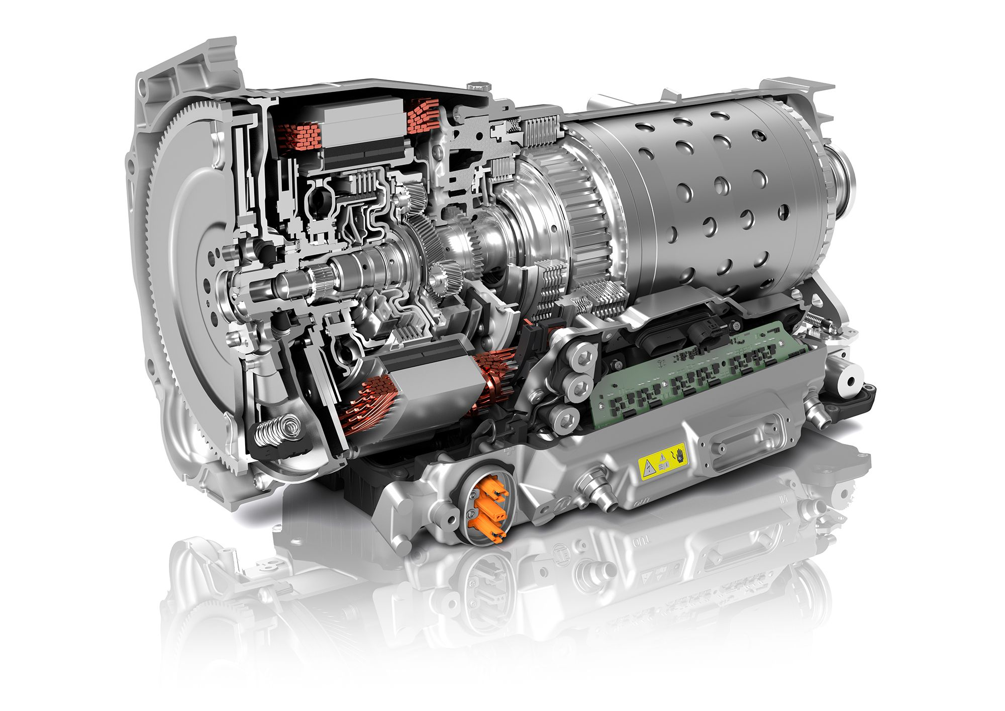 Fiat Chrysler To Source Hybrid Ready Transmissions From Zf