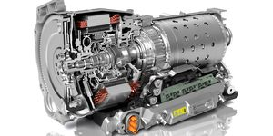 ZF-eight-speed automatic