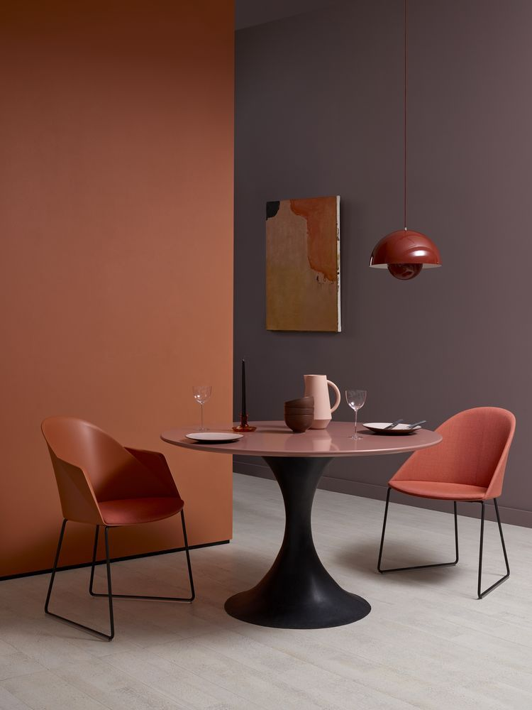 Elle Decoration Collaborates With Crown Paints On New Paint Collection