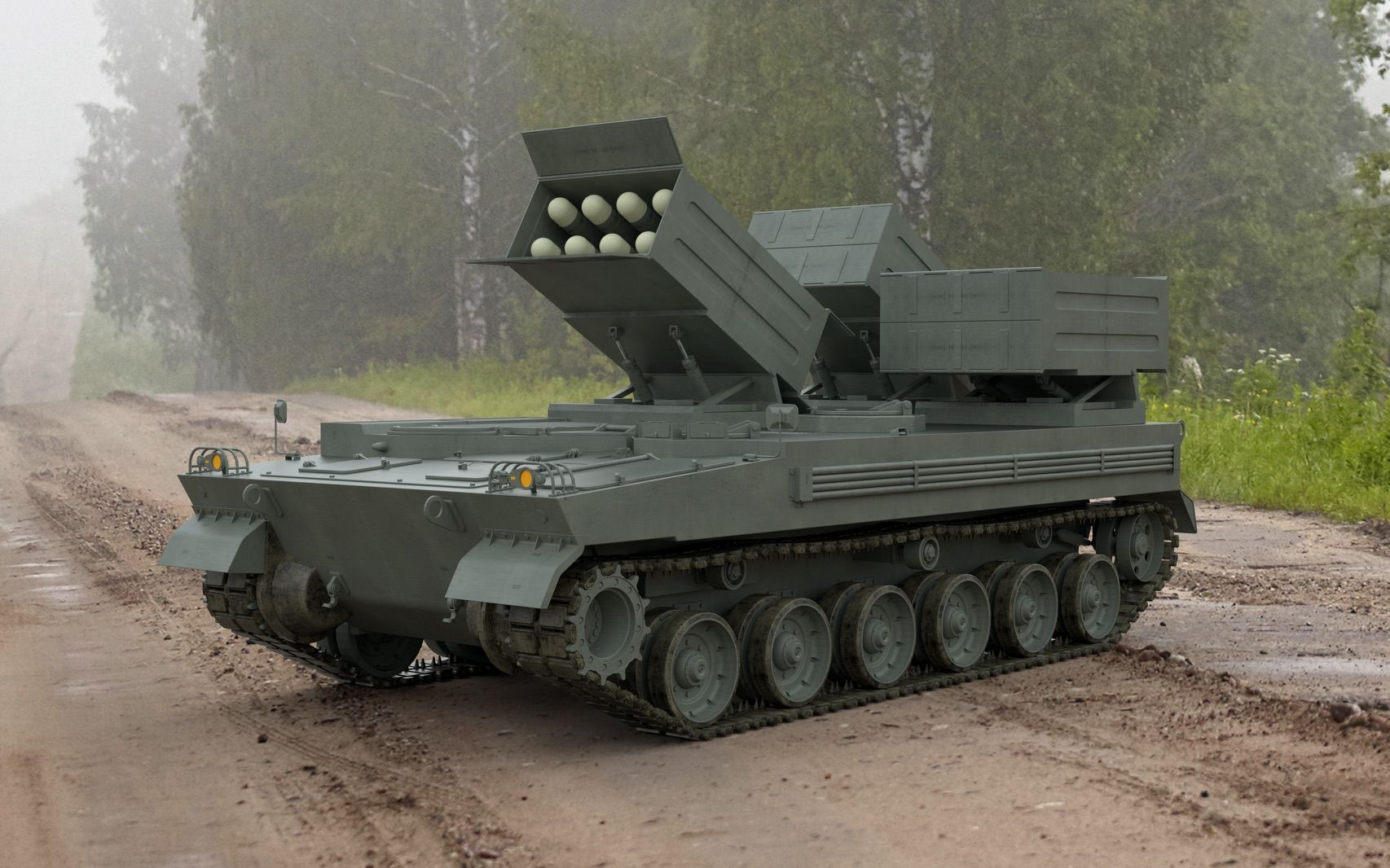 This Destroyer Concept Is a Tank Battalion's Worst Nightmare
