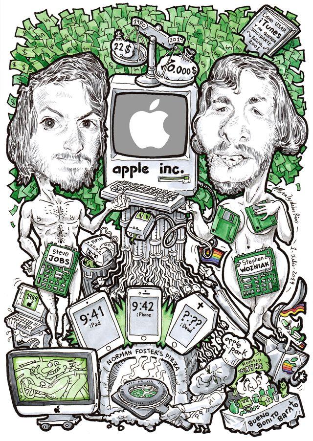 10 cosas que no sabías de apple