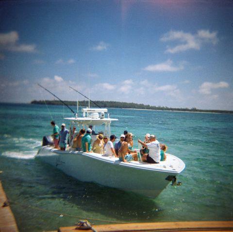 île portuaire, bahamas