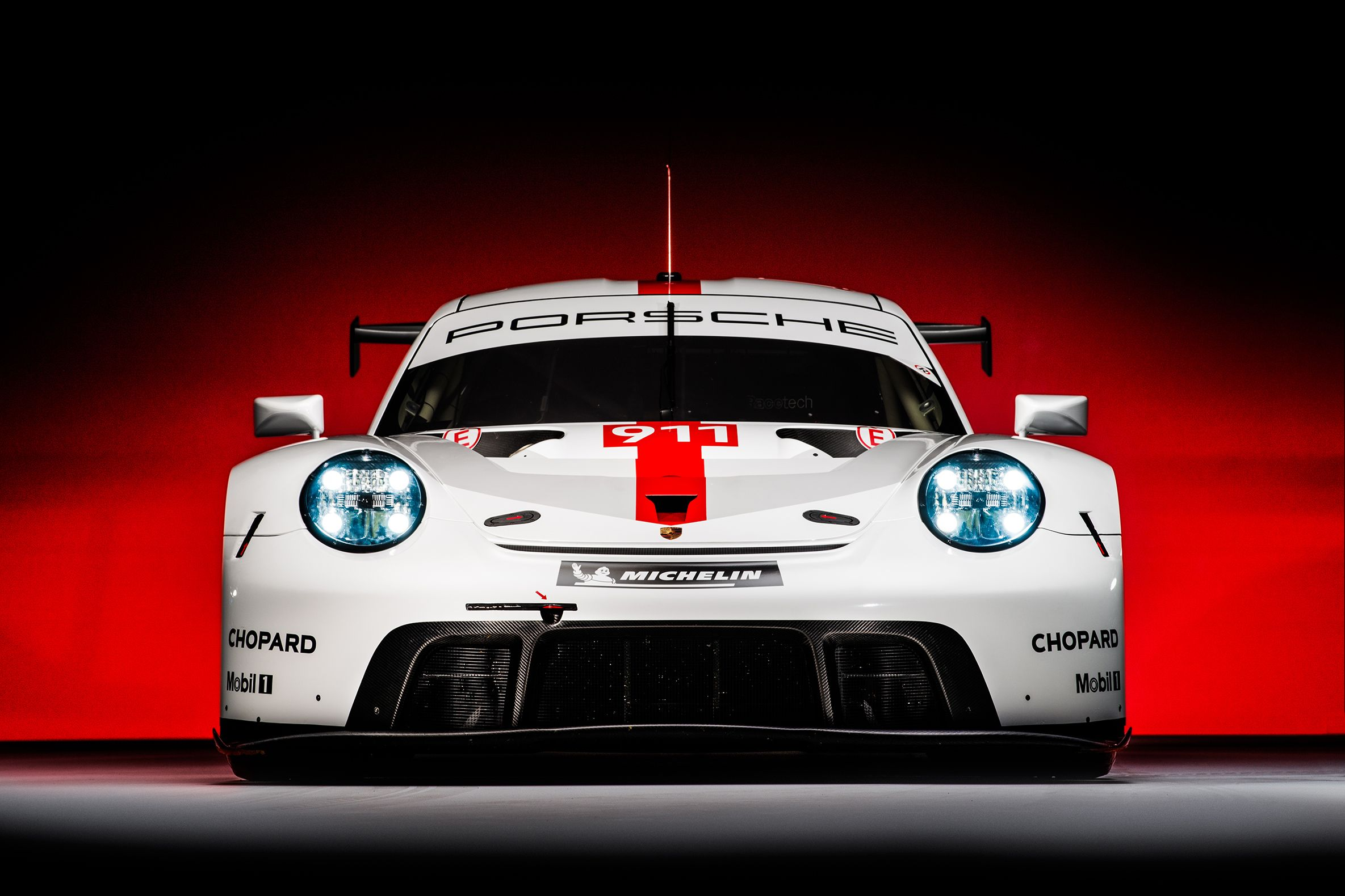 Porsche's Brand New RSR is a Stronger, Faster, Meaner GT Racer.