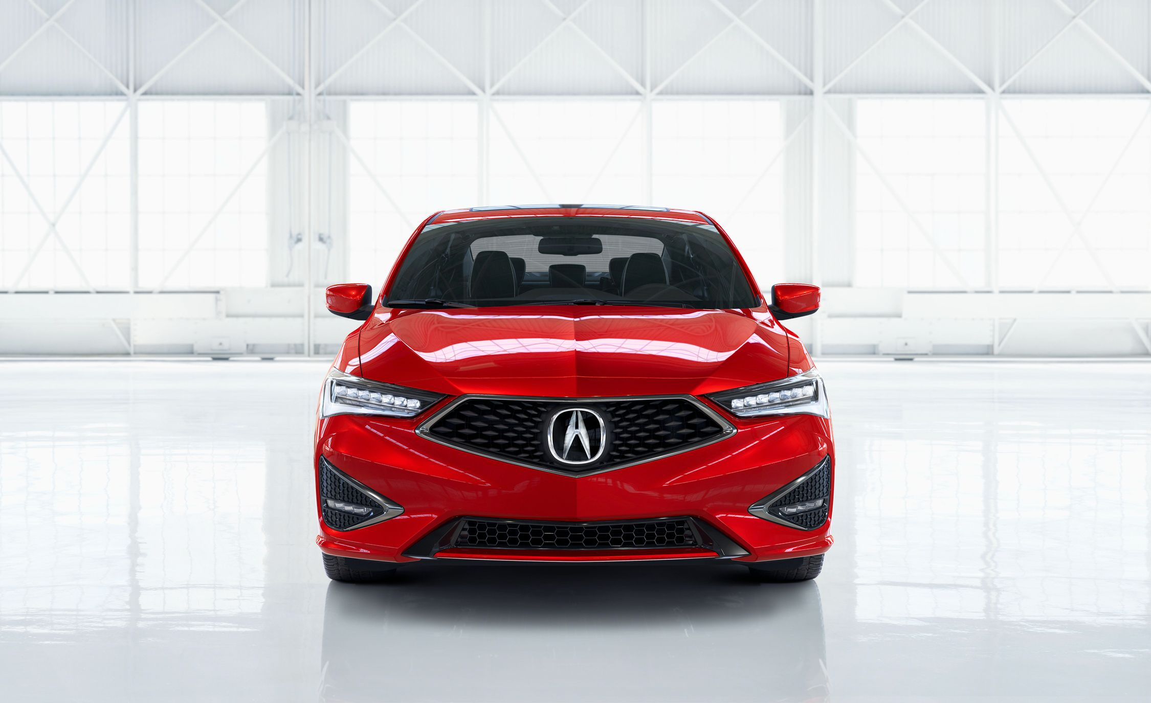 2019 Acura ILX A-spec front
