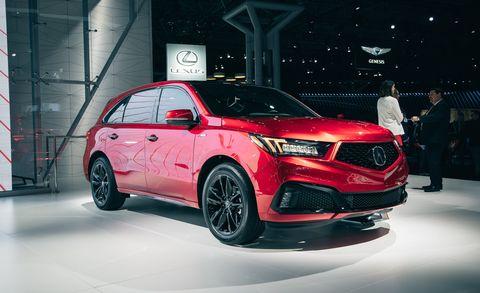 2020 Acura Tlx Pmc Edition Hand Built Entry Luxury Sedan