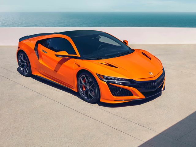 Pre Owned Cars >> 2019 Acura NSX Review, Pricing, and Specs