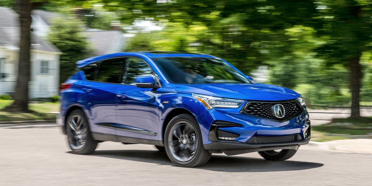 Acura Rdx Lease >> The 2019 Acura RDX A-Spec Looks Good but Trails the ...