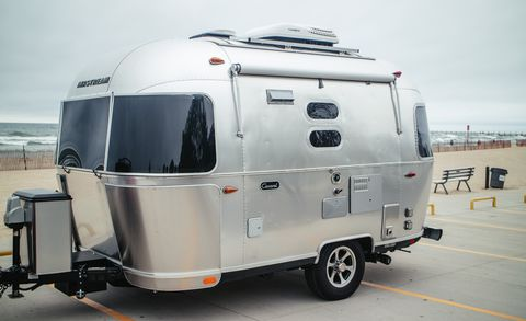 2020 Airstream Caravel Is A Miniature Hotel Room On Wheels