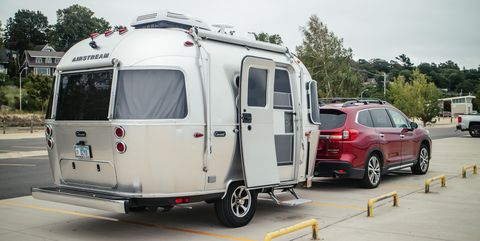See Photos of the Airstream Caravel Compact Trailer
