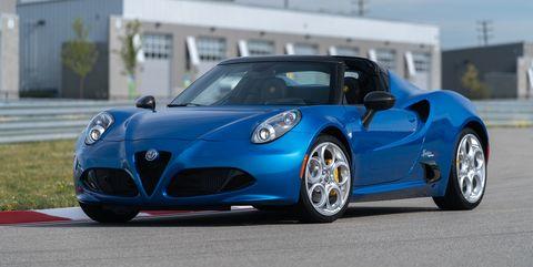 Land vehicle, Vehicle, Car, Automotive design, Sports car, Supercar, Performance car, Alfa romeo, Coupé, Family car,