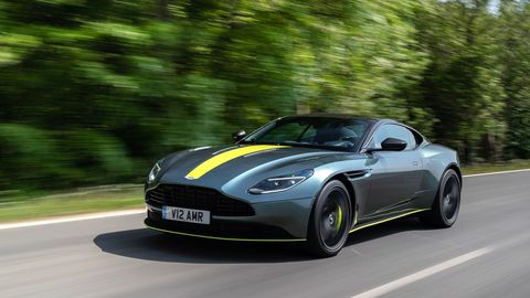 New Aston Martin >> New Aston Martin Vehicles Models And Prices Car And Driver