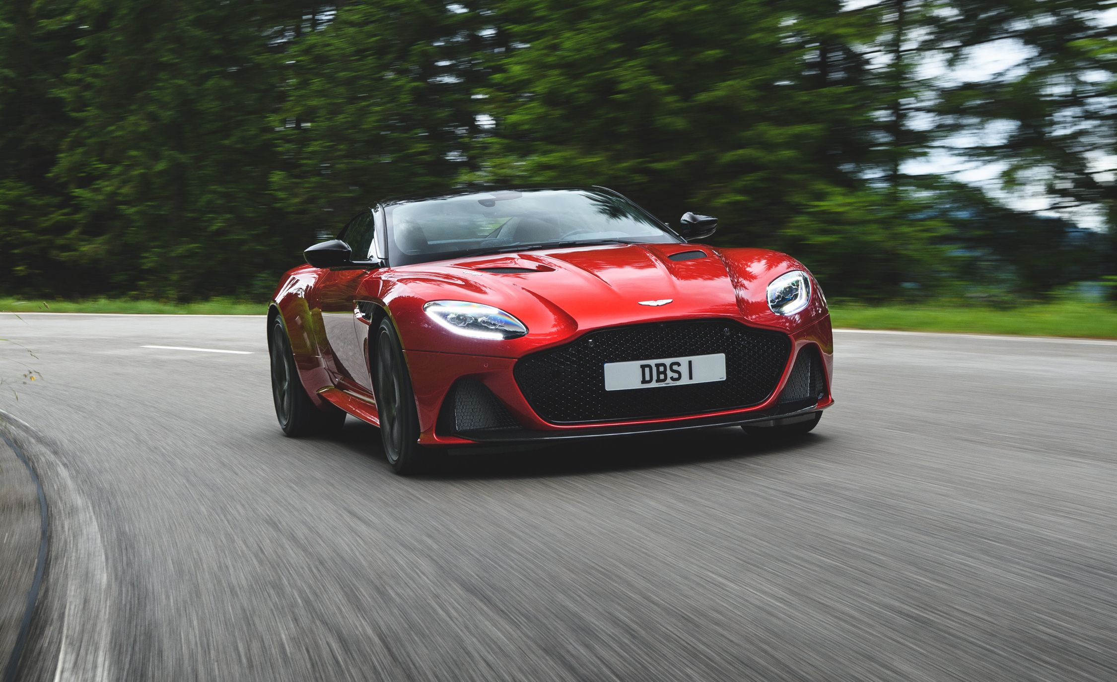 2019 aston martin dbs superleggera: it's super, all right | review