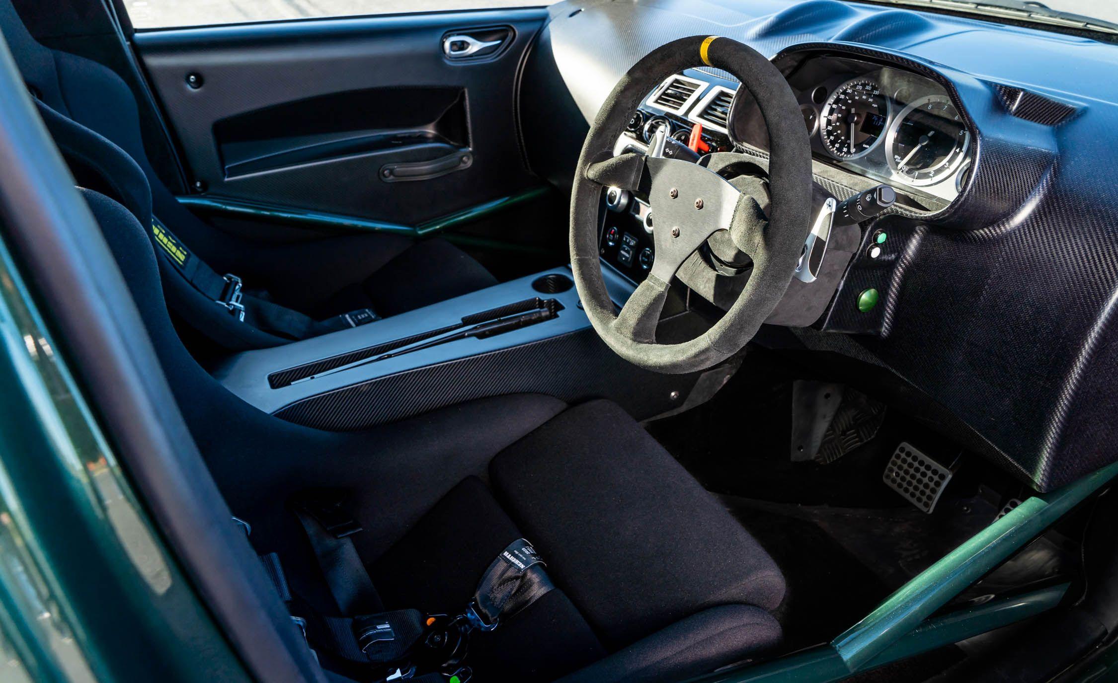 Aston Martin Stuffed A V 8 Into Its Tiny Cygnet City Car News
