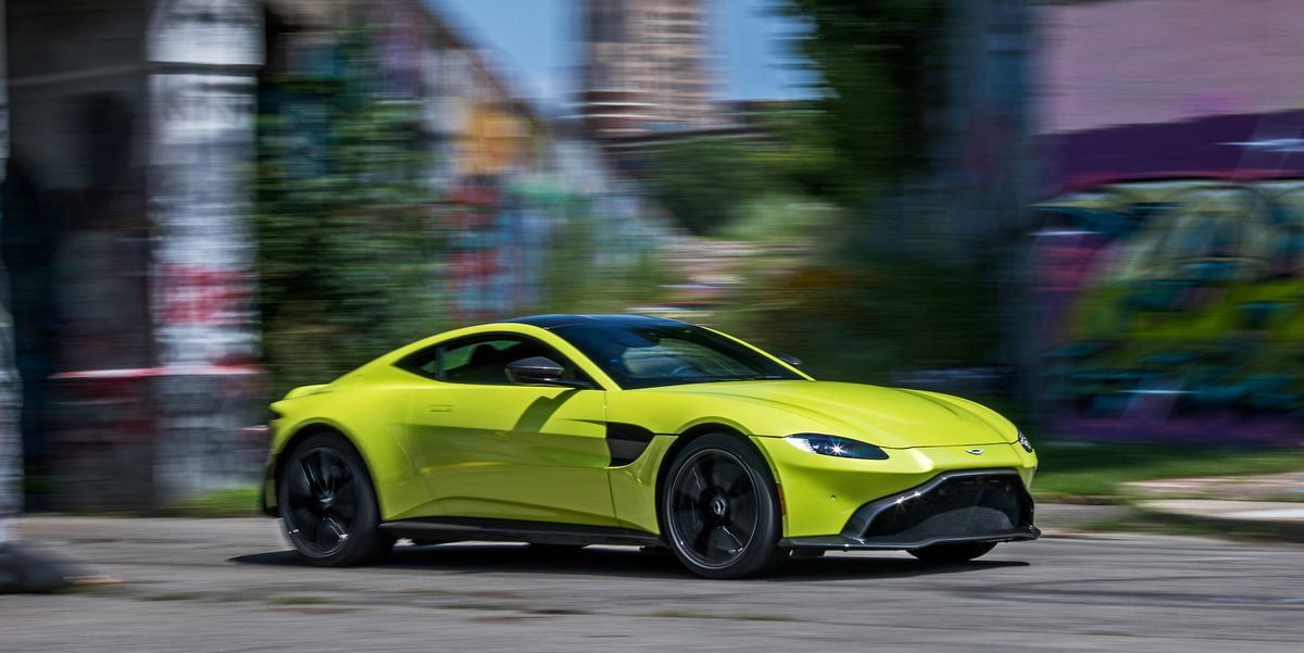 Aston Martin Vantage Amr Confirmed With A Manual Transmission