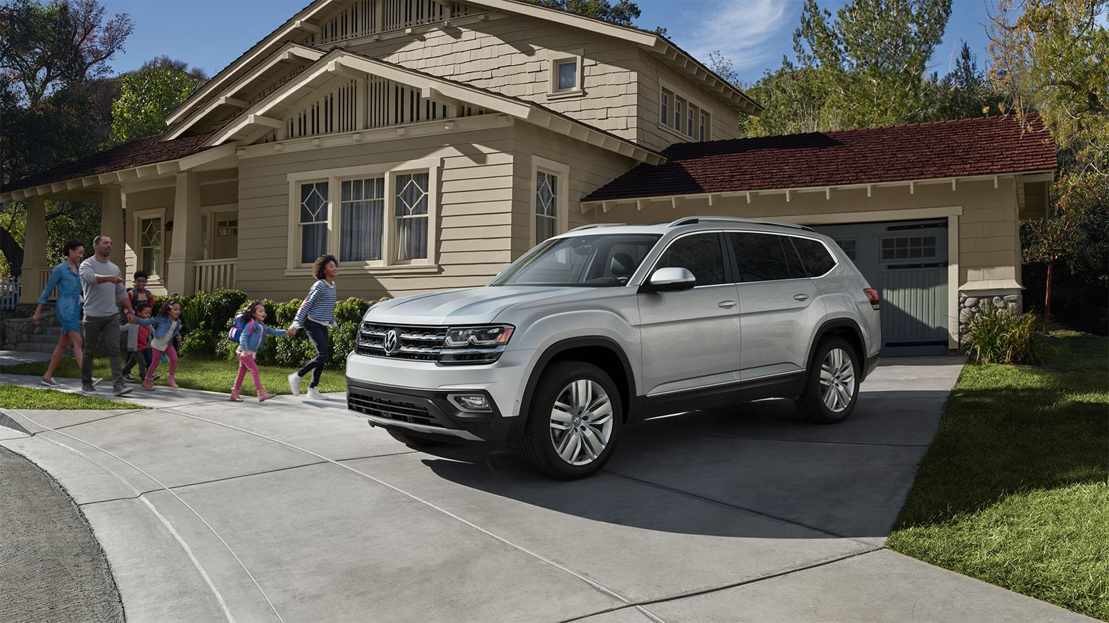 2020 Volkswagen Atlas Review Pricing And Specs