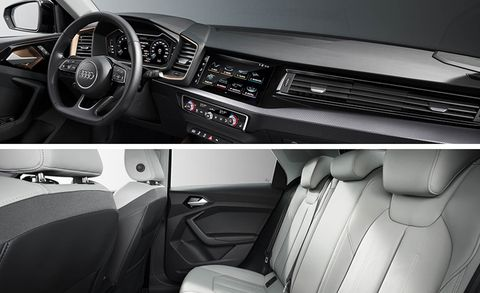 2019 Audi A1 Is The New Face Of Premium Tinyness News Car And Driver