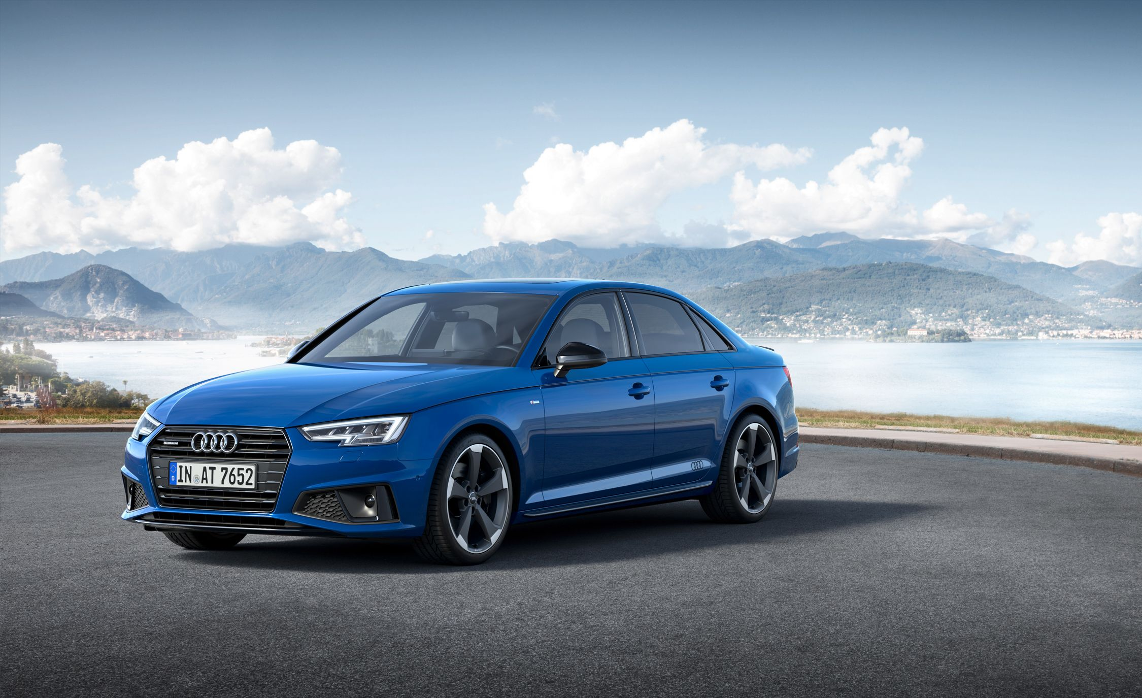 6. Audi A4 Like most Audis, the A4 sedan flies under the radar but is otherwise class-leading. The minimally styled four-door is handsome, has an extremely well-built cabin, is filled with advanced technologies, and is surprisingly enjoyable to drive.