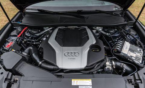 2019 Audi A6 3.0T – A Mid-Size Luxury Sedan AthleteCar and Driver