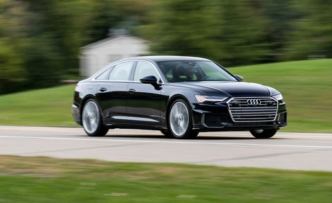 2019 Audi A6 3 0T – A Mid-Size Luxury Sedan Athlete