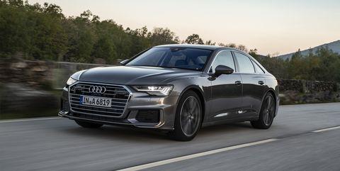 Land vehicle, Vehicle, Car, Audi, Automotive design, Luxury vehicle, Executive car, Personal luxury car, Audi a6, Mid-size car,