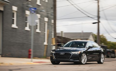 2019 Audi A7 3.0T